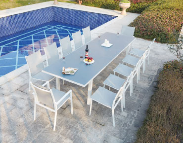 Table extensible Panama