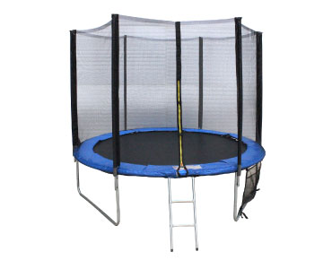 Petit Trampoline avec filet de protection