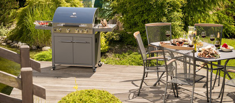 Barbecue gaz Royal