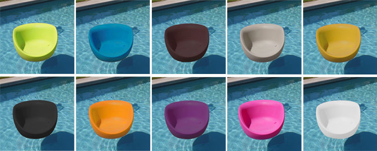 Coloris fauteuil boons